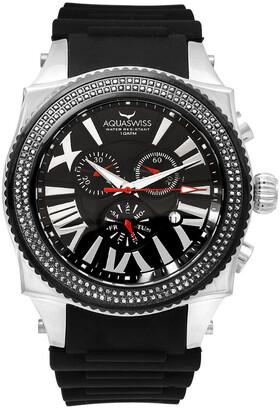 Aquaswiss Men's Swissport Xg C Diamond Watch