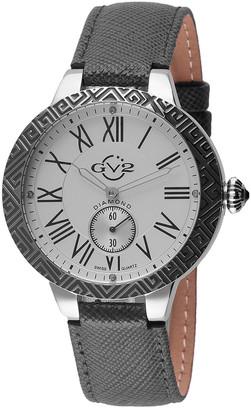 Gv2 Women's Astor Enamel Diamond Watch