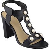 Marc Fisher Women's Kaylee T Strap Sandal
