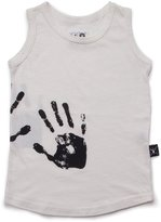 Nununu Infant Hand Print Tank Top