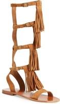 Topshop 'Fairfax' Gladiator Sandal (Women)
