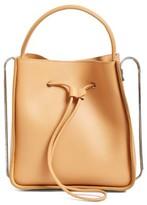 3.1 Phillip Lim Mini Soleil Leather Bucket Bag - Pink