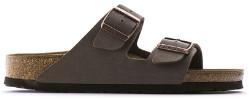 Birkenstock Mocca Nobuck Arizona Narrow Fit Sandals - 41 - Brown