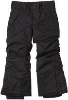 Patagonia Insulated Snowbelle Pants (Kid) - Black-L