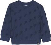 Molo Drake lightning bolt cotton sweatshirt