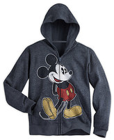 Disney Mickey Mouse Zip Hoodie for Boys