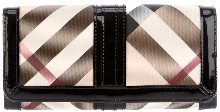 Burberry 'Nova Penrose Continental' wallet