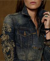 Denim & Supply Ralph Lauren Jacket, Denim Trucker