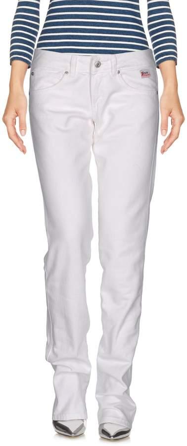 Roy Rogers ROŸ ROGER'S Denim pants - Item 42572433LA