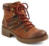Mossimo Women's Kiandra Shearling Style Boots