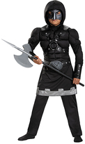 Disguise Muscle Executioner Dress-Up Set - Kids