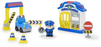 John Lewis & Partners Police Playset