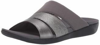 Clarks Women's Brio Surf Slide Sandal