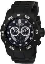 Invicta Men's 6986 Pro Diver Collection Chronograph Dial Polyurethane Watch