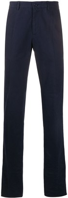 Lanvin Mid-Rise Fitted Chinos
