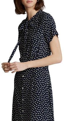 Polo Ralph Lauren Belted Short-Sleeve Dress