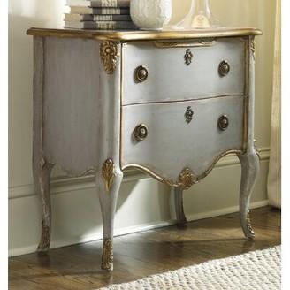 Hooker Furniture French 2 Drawer Dresser