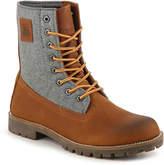 Kodiak Men's Heritage Wool Boot -Tan/Grey
