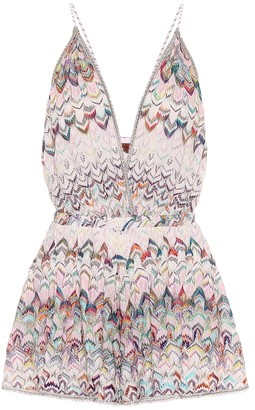 Missoni Mare Knit playsuit
