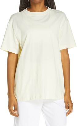 Nike Essential Embroidered Swoosh Cotton T-Shirt