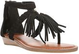Fergalicious Women's Tanya T Strap Sandal