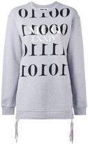 McQ binary sweatshirt