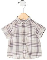 Burberry Boys' Nova Check Shirt