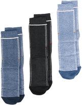 Diesel socks pack of three