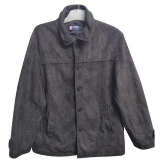 Ralph Lauren Grey Suede Jackets