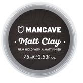 Mancave ManCave Matt Hair Clay 75ml