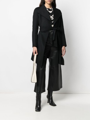 Mackage Felted Wool Wrap Coat