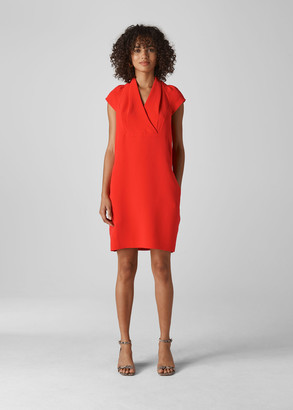 Sabina V Neck Dress
