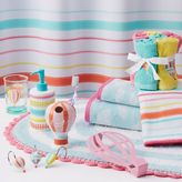 Jumping beans® in the air striped bath accessories