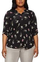 Evans Women's Floral Print T - Shirt