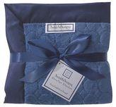 Swaddle Designs ; Fuzzy Stroller Blanket - Jewel Tones - Turquoise