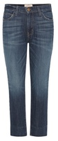 Current/Elliott The Cropped Mamacita denim jeans