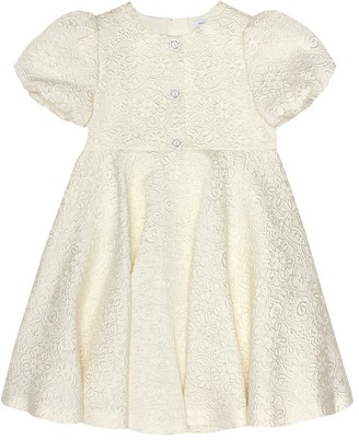Dolce & Gabbana Kids Jacquard dress