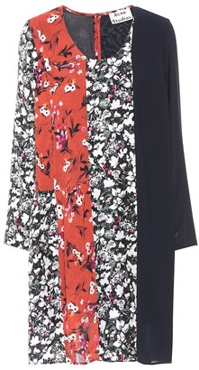 Acne Studios Jorny floral-printed jersey dress