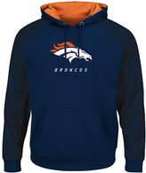Majestic NFL Denver Broncos Armor II Synthetic Hoodie