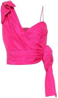 Costarellos Ebbie one-shoulder top