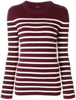 Joseph long striped jumper