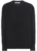 Jason Wu Wool And Silk Sweater