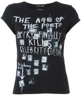 Each X Other 'the age' print T-shirt - women - Cotton/Spandex/Elastane - S