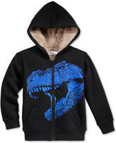 Epic Threads Little Boys' Dino-Print Hoodie, Only at Macy's