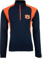 Antigua Men's Auburn Tigers Delta Co Quarter-Zip Pullover