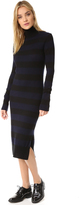 Rag & Bone Careen Cashmere Sweater Dress