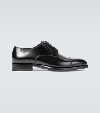 Tom Ford Wessex leather lace-up shoes
