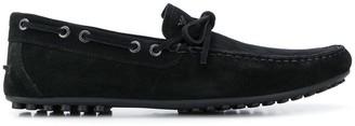 Emporio Armani classic slip-on loafers
