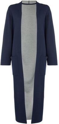 Linea Issie longline cardigan