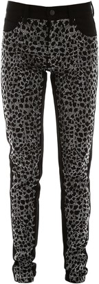 Philosophy di Lorenzo Serafini Crystal-embellished Jeans